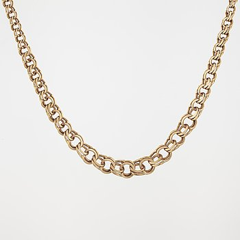 A necklace by  Bengt Hallberg, Köping, 1978.