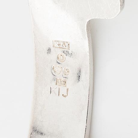 Karl-ingemar johansson, göteborg, 1966, a bracelet.