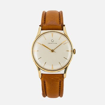 CERTINA, wristwatch, 33 mm.