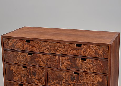 """Kerstin olby, a unique """"rhapsody"""" cabinet by olby design, sweden 2010."""