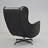 "Yngve ekström, a ""rondino 2"" easy chair, swedese möbler ab, sweden 1960's."