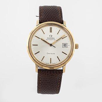 OMEGA, Geneve, armbandsur, 36 mm.