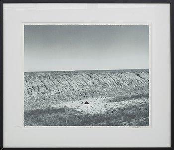 TRACEY MOFFATT, fotoserigrafi, signerad och daterad 97, numrerad 39/60.