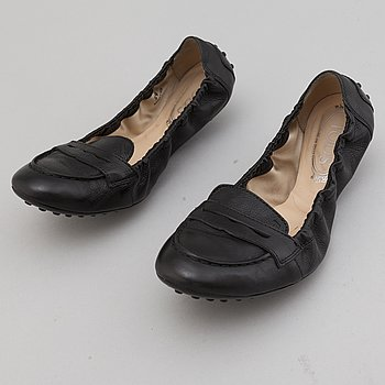 TOD'S, loafers, storlek 39.