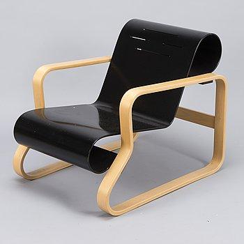 ALVAR AALTO, a late 20th century '41 Paimio' armchair for Artek.