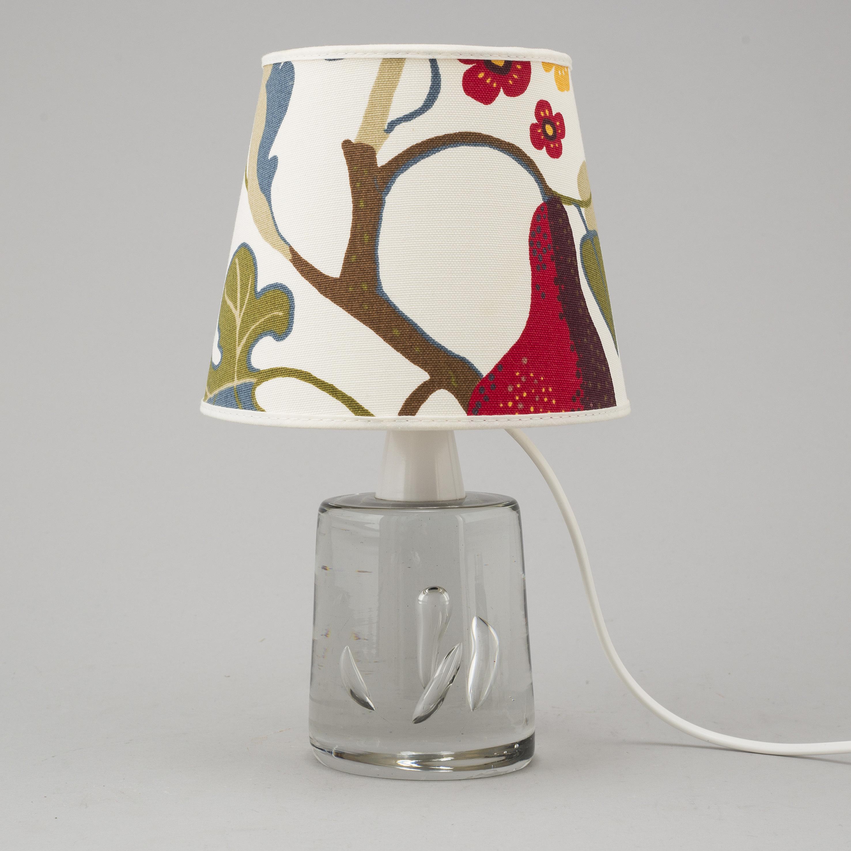 Josef Frank A Model 1819 Glass Table Light From Svenskt Tenn