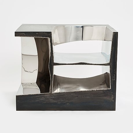 "Ron arad, a ""2 r not"" chair, 1992, no 6 in an edition of 20"