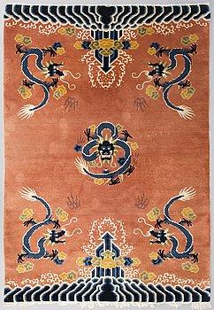 MATTA, ull, Kina, 1980-tal, 137x198 cm.