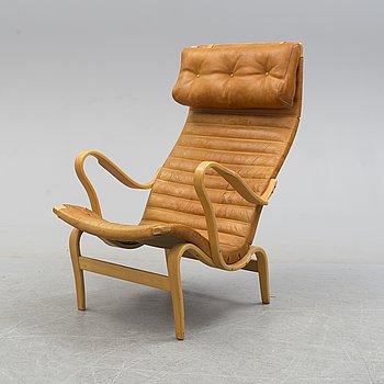 A 'Pernilla' easy chair by Bruno Mathsson.