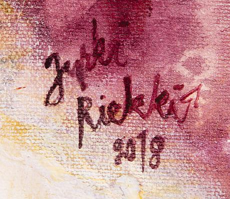 """Jyrki riekki,""""totschweigen""""."""