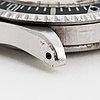 """Rolex, submariner, """"underline, gilt, meters first"""""""