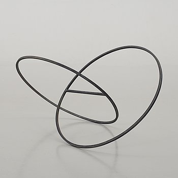 BERTIL HERLOW SVENSSON,  sculpture iron.