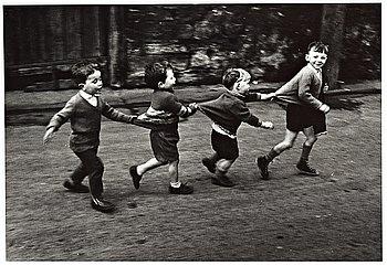 "273. JEAN HERMANSON, ""Dublin"", 1967."