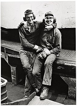"""277. """"Kockums Gjuteri, Kallinge"""", ca 1970."""