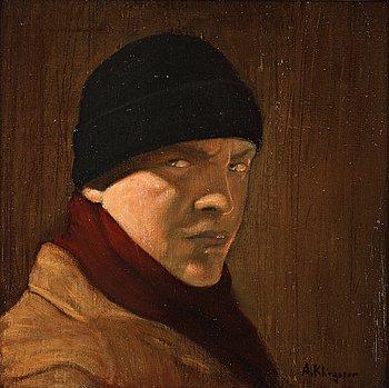 117. Alexander Klingspor, Untitled.