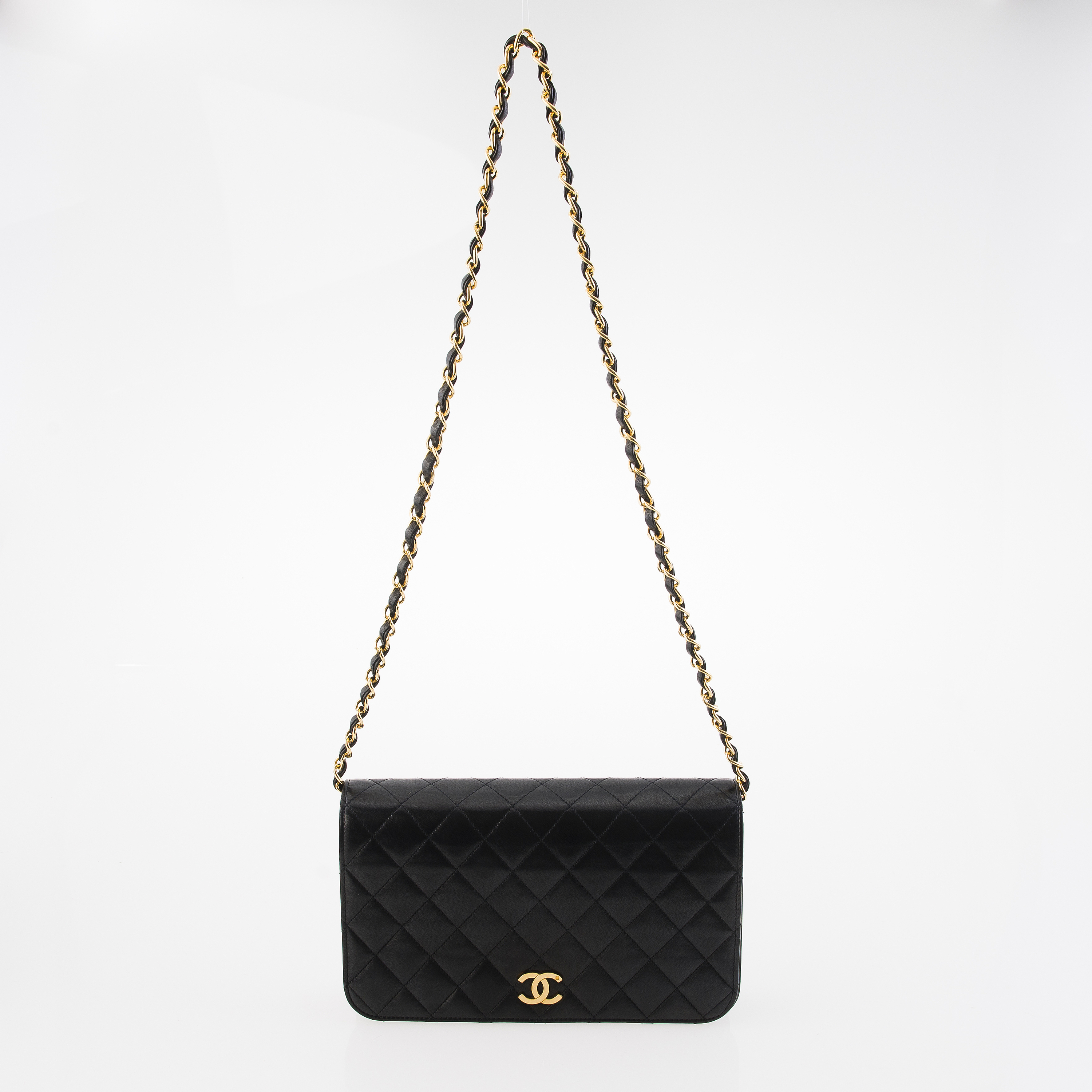 CHANEL Small Single Full Flap Bag. - Bukowskis 2ec0ebb0bb896