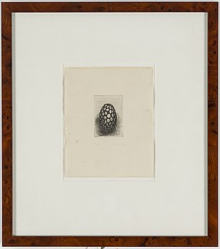 PETER SCHUYFF, etching, signed and numbered XI/XI.