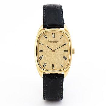 IWC, armbandsur, 29 x 34 (40) mm.
