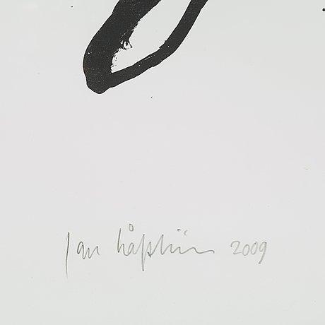 """Jan håfström, """"mr walker""""."""