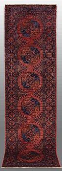 GALLERIMATTA, Orientalisk, ca 293 x 82 cm.
