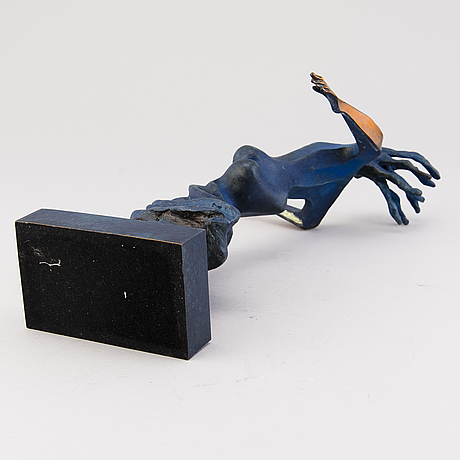 Timo solin, bluewoman.