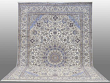 MATTA, Nain , par silk , s.k 9 LAA, 500 x 340 cm.