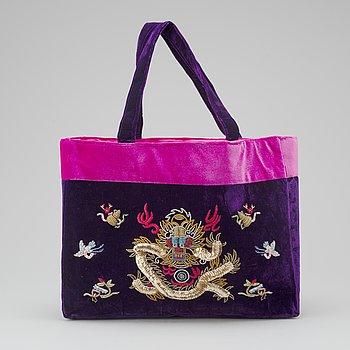 SHANGHAI TANG, väska.