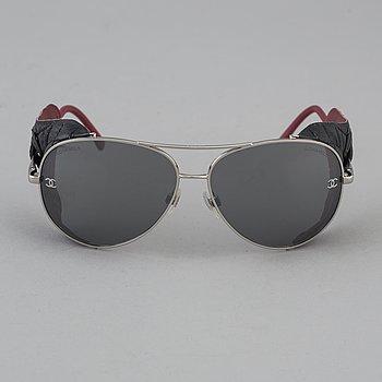 CHANEL, sunglasses.
