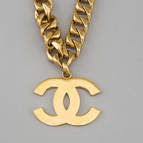 Chanel, belt from spring collection 1993.