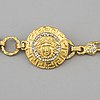 Gianni versace, belt.