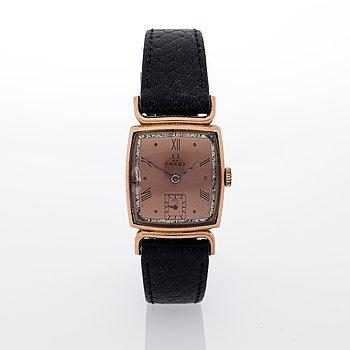 OMEGA, armbandsur, 28 x 34 mm.