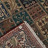 An old bachtiari carpet ca 302 x 165 cm