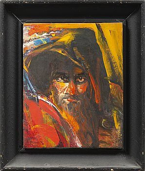 JAN NALIWAJKO, oil on canvas, signed and dated 1999.