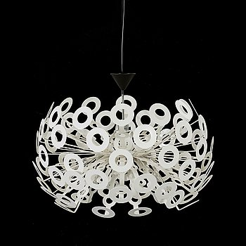 "A CEILING LAMP ""DANDELION"" BY RICHARD HUTTEN FOR MOOOI."