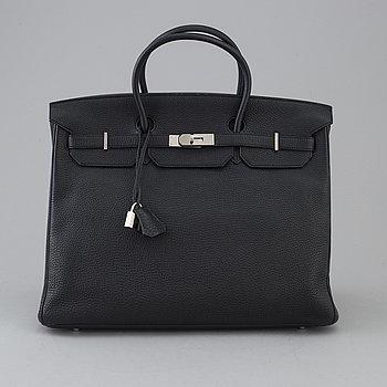 """HERMÈS, """"Birkin 40"""", väska, 2011."""
