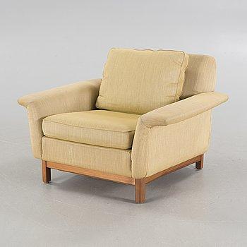 "A 1960s armchair, ""Washington"", by Folke Ohlsson for Dux Möbel AB, Sweden."