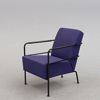 A 'Cinema' easy chair by Gunilla Allard.
