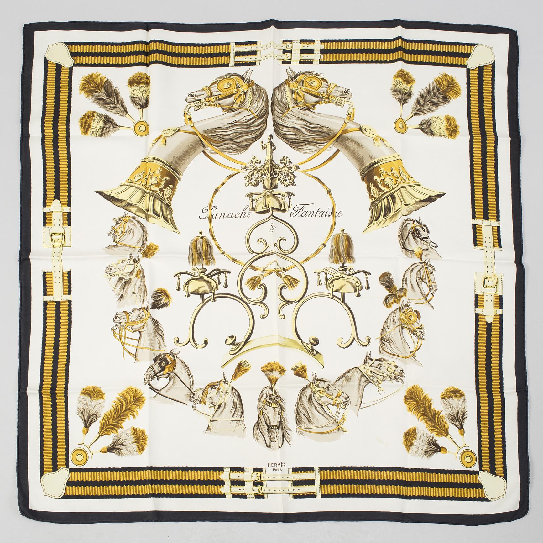 pris hermes scarf