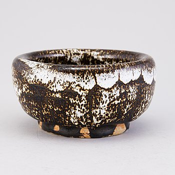 MICHAEL SCHILKIN, SKÅL, keramik, signerad Schilkin.