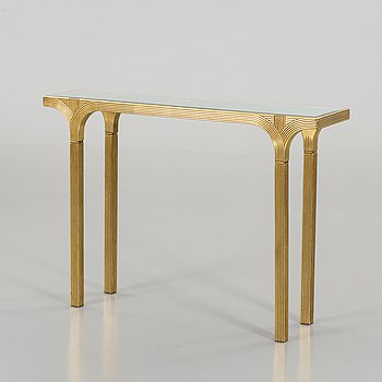A CONSOLE TABLE SECOND HALF OF 20TH CENTURY.