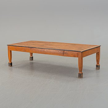 A 20th century table.