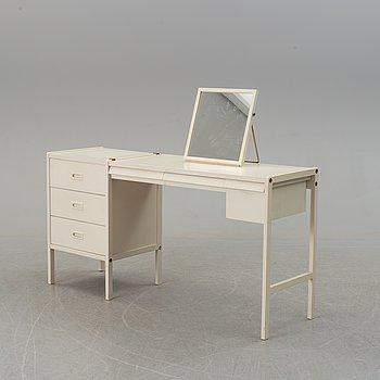BERTIL FRIDHAGEN, dressing table, Bodafors, signed and dated 1961.