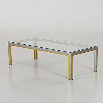 TABLE, the second half of the 20th century.