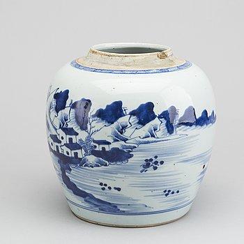 BOJAN Kina Qianlong (1736-95) porslin.