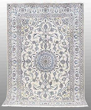 MATTA, Nain, part silk, ca 300 x 200 cm.