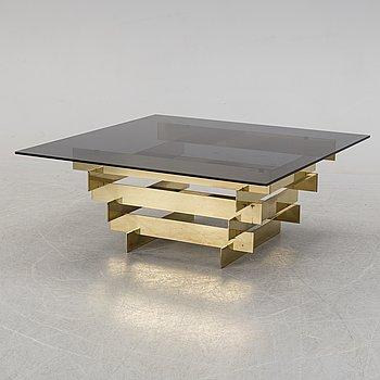 SOFA TABLE, 1970s.