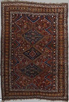 MATTA, semiantik Shiraz, ca 305 x 216 cm.