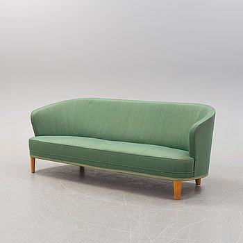 "CARL MALMSTEN, soffa, ""Nya Berlin""."