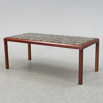 A 1950s/1960s coffee table.