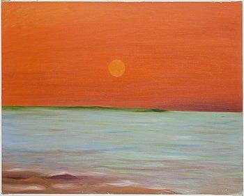 JAN LILJEQVIST, oil on canvas, not signed.